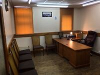Office TO LET fully furnished on Alum Rock Road