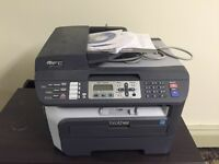 Brother multi-function laser printer