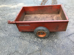 Wheel Horse Tractor Attachments