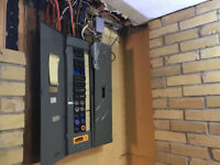 Fuses Box To Breakers Panel For Only $900