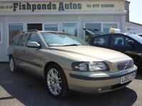 2002 Volvo V70 2.4 SE 5dr