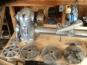 Myford ML8 Wood lathe