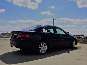 Acura TSX 6-spd manual 2 sets of very good wheels and tires