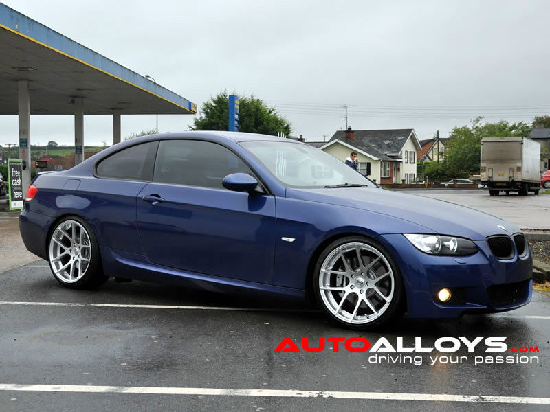 19 Quot Staggered Ava Memphis Alloy Wheels For Bmw E90 E91