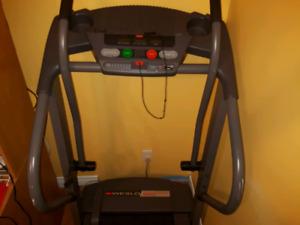 WESLO  360 cross walk Treadmill