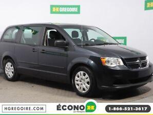 2014 Dodge GR Caravan SE AUTO A/C GR ELECT