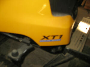 Riding lawn mower new