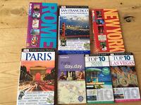 Travel books bundle of 7 (RRP £72)
