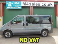 Vauxhall Vivaro 5st+W/Chair,swb minibus,A/Con,FSH.No Vat