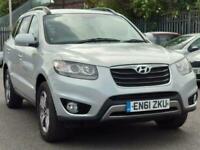 2012 Hyundai Santa FE 2.2 CRDi Premium 5dr (7 seat) SUV Diesel Manual