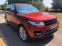 2013 Land Rover Range Rover Sport 5.0 V8 Autobiography Dynamic SUV 5dr