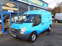 2010 FORD TRANSIT 115 T330M MWB MID HIGH ROOF FWD - EX BRITISH GAS - FSH - ONLY