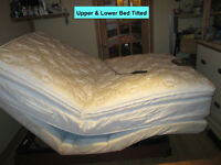 "ADJUSTABLE BED - HEAD/FOOT - WITH ""THE SLEEP COUNTRY"" MATTRESS"