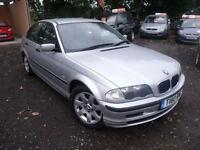 1999 BMW 3 Series 318i 4dr Auto 4 door Saloon