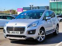 2016 Peugeot 3008 1.6 BlueHDi 120 Allure 5dr EAT6 Auto Estate Diesel Automatic