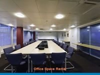 Fully Furnished - ( VICTORIA SQUARE - CENTRAL BIRMINGHAM -B1) Office Space to Let in Birmingham