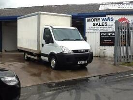 2011 Iveco Daily S Class 2.3TD automatic 35S11 MWB Luton box van