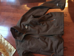 North face jacket XL.  New never used