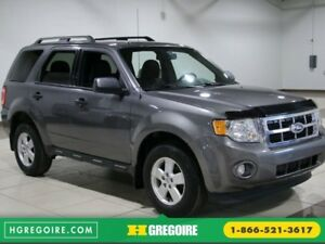 2011 Ford Escape XLT V6 AUT AWD A/C MAGS GR ELECTRIQUE