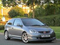 Honda Civic 2.0i-VTEC(a/c) Type R..1 OWNER + FINAL EDITION + 06 PLATE