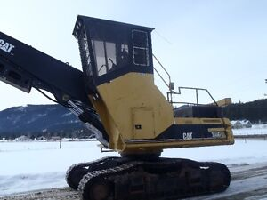 Cat 330B Log Loader