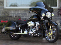 2008 Harley-Davidson Street Glide FLHX - $25,000 In Customizing