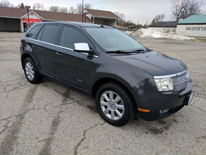 2007 Lincoln MKX AWD Limited SUV, Crossover
