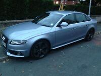 Audi a4 3.0tdi sline quatro