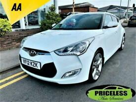 image for 2012 Hyundai Veloster 1.6 GDI SPORT 4d 138 BHP Coupe Petrol Manual