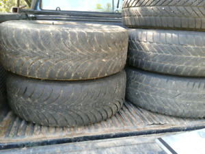 Winter Tires- 215/60R/16