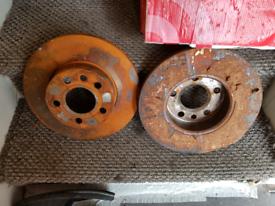 VW Brake discs