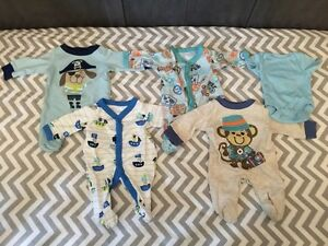 Boys Preemie Clothes