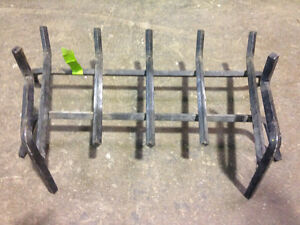 Fireplace Grate, wrought iron $20
