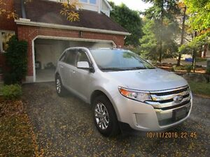 2011 Ford Edge Limited SUV, Crossover Kitchener / Waterloo Kitchener Area image 4