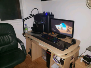 Gaming pc i7/gtx 1080/Mic