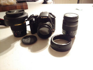 Camera Canon t1i EXCELLENT DEAL