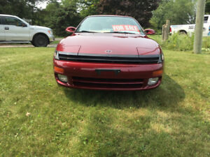 1993 Toyota Celica GT; mint condition