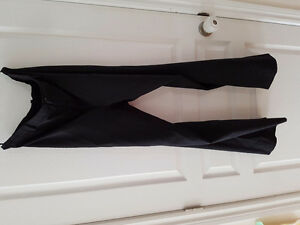 Gap black dress pants 14