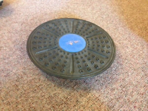 Balancing exercise disc - great condition!