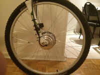 E-Bike Conversion Kit for 29er Mountain bike - (2 left)