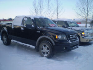 2008 Ford F-150 complete new engine 15 km since installed