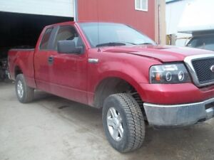 2007 Ford F-150(PARTS ONLY)
