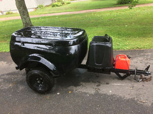 Motorcycle Trailer *REDUCED*