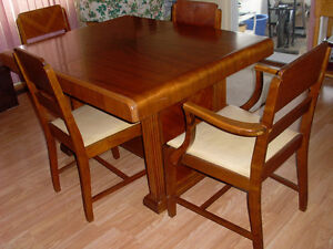 Antique Dining Room Set circa 1939 Cornwall Ontario image 1