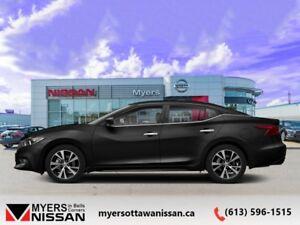 2018 Nissan Maxima SR  - Navigation -  Leather Seats - $239.66 B
