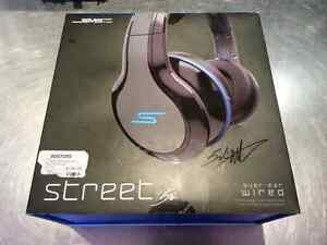 Street headphones. We sell used goods. Get a deal!