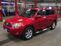 2006 Toyota RAV4 Limited  4WD  Automatic  2.4 DOHC  224790 kms