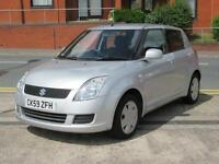 59 PLATE SUZUKI SWIFT 1.3 GL 5 DOOR 54K MILES FSH