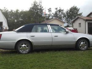 For Sale- 2001 Cadillac Deville