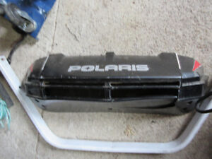 polaris 650 wedge chassis front nose cone